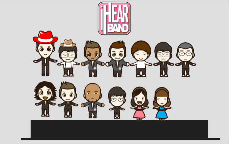 iHearBand Team