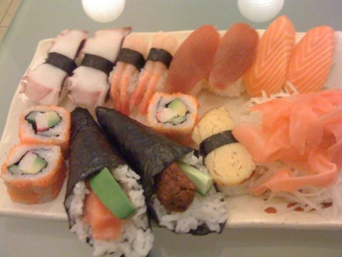 Mix Sushi - Great!
