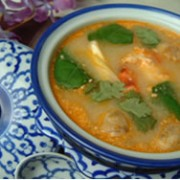 Tomyum (Spicy Soup) ต้มยำ