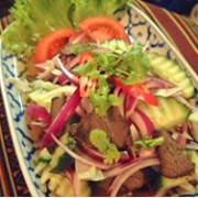 YumNur (Beef Spicy Salad) ยำเนื้อ
