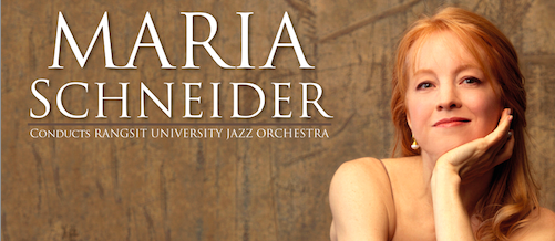 RSU Jazz Education - Maria Schneider