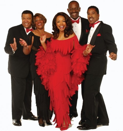 Florence Larue and 5th Dimension